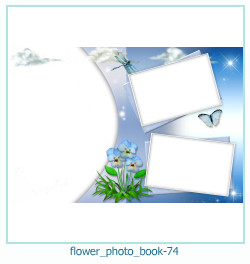 Flower  photo books 74