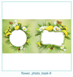Flower  photo books 8
