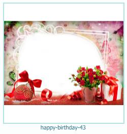 buon compleanno cornici 43