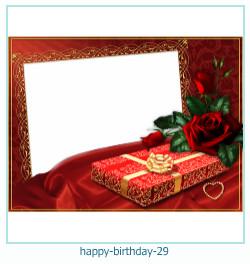 buon compleanno cornici 29