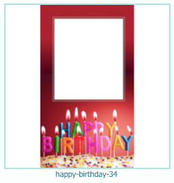 buon compleanno cornici 34