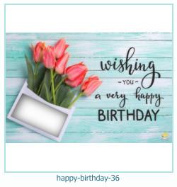 buon compleanno cornici 36