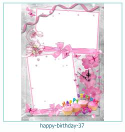 Alles Gute zum Geburtstag Rahmen 37
