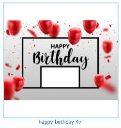 feliz cumpleaños marcos 47