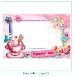 všechno nejlepší k narozeninám rámce 59
