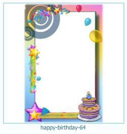 quadros de feliz aniversário 64
