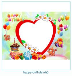 quadros de feliz aniversário 65