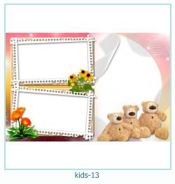 niños múltiples marco de fotos 13