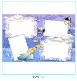 niños múltiples marco de fotos 14