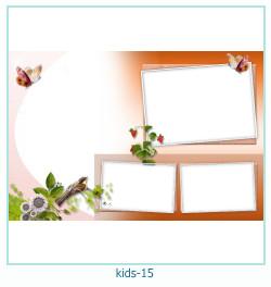 niños múltiples marco de fotos 15