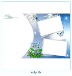 niños múltiples marco de fotos 16