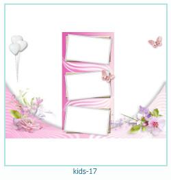 niños múltiples marco de fotos 17