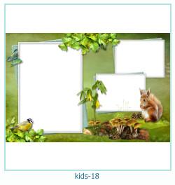 niños múltiples marco de fotos 18