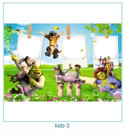 niños múltiples marco de fotos 3