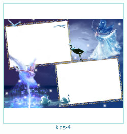 multiple kids photo frame 4