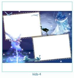 niños múltiples marco de fotos 4