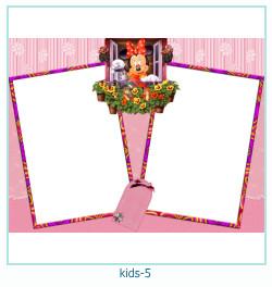 niños múltiples marco de fotos 5