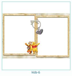 niños múltiples marco de fotos 6