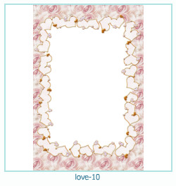 love Photo frame 10
