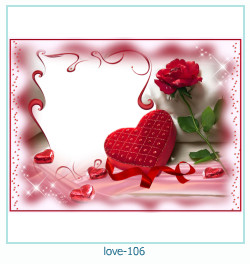 love Photo frame 106