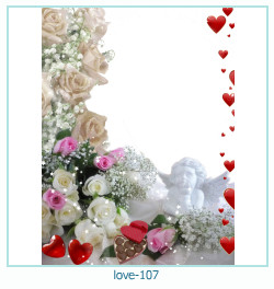 love Photo frame 107