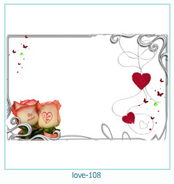 love Photo frame 108