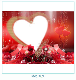 love Photo frame 109