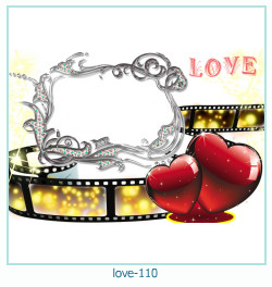 love Photo frame 110