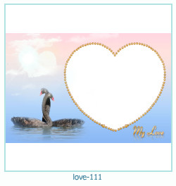 love Photo frame 111