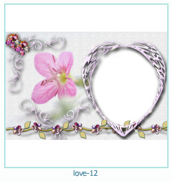 love Photo frame 12