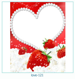 love Photo frame 121