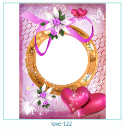 love Photo frame 122