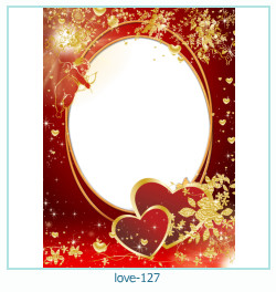 love Photo frame 127