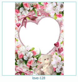 love Photo frame 128