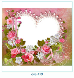 love Photo frame 129