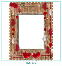 love Photo frame 135