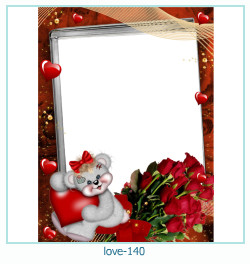 love Photo frame 140