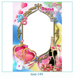 love Photo frame 144