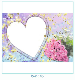 love Photo frame 146