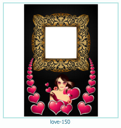love Photo frame 150