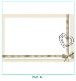 love Photo frame 16