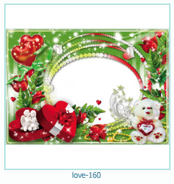 love Photo frame 160