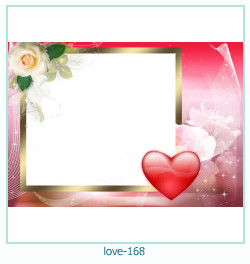 love Photo frame 168