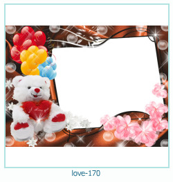 love Photo frame 170