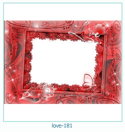 love Photo frame 181