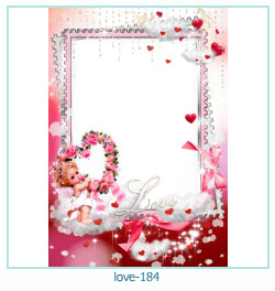 love Photo frame 184
