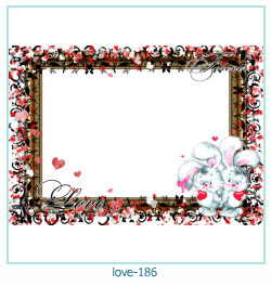 love Photo frame 186