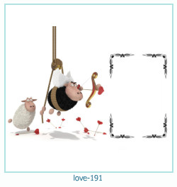 love Photo frame 190