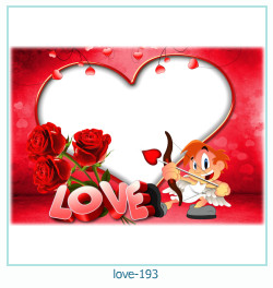 love Photo frame 192