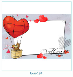 love Photo frame 194